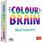 TREFL 01668 Gra Colour Brain, Myśl