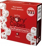 REBEL 67108 Story Cubes: Bohaterowie