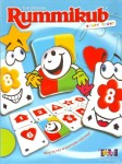 Gra TM TOYS LMD1602 RUMMIKUB JUNIOR