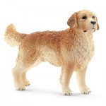 FIGURKA SCHLEICH 16394 Golden retriever, pies