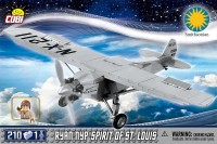 Klocki COBI 21074 Smithsonian Spirit of St. Louis