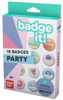 Badge It! 35412 Theme Party