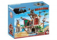 PLAYMOBIL 9243 Berk Dragons Wyspa
