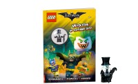 Książka LEGO THE BATMAN MOVIE LNC453 Witajcie w Gotham City!
