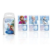 Top Trumps 2479 Gra Karciana Frozen