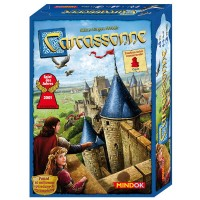 Gra BARD GB7005 CARCASSONNE