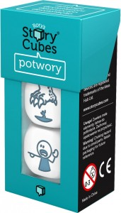 REBEL 1077 Story Cubes: Potwory