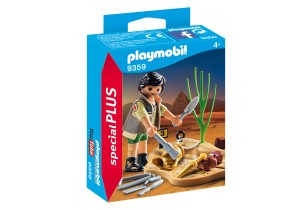 PLAYMOBIL 9359 Archeolog