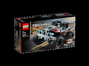 Klocki Lego 42090 Monster Truck Złoczyńców Z Serii Lego Technic