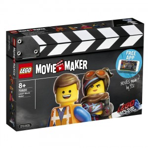 KLOCKI LEGO 70820 LEGO Movie Maker Z SERII LEGO Movie