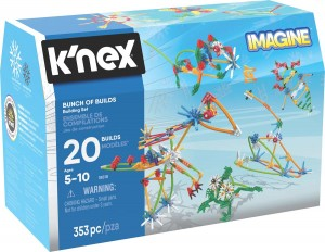 KNEX 18818 Imagine konstrukcje