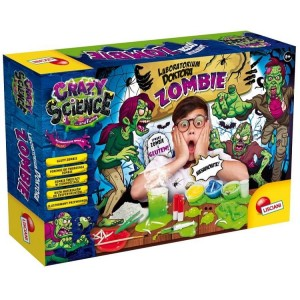 LISCIANI Crazy Science Laboratorium Doktora Zombie