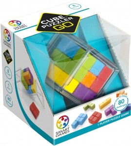 SMART GAMES 1112 CUBE PUZZLER GO
