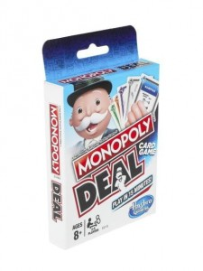 HASBRO 5055 Monopoly Deal  - karty