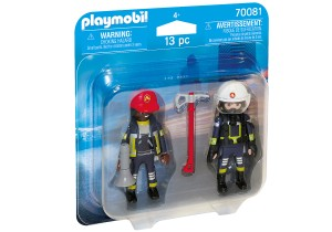 PLAYMOBIL 70081 DuoPack Strażacy