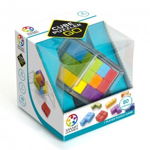 SMART GAMES 6381 Cube Puzzler Go
