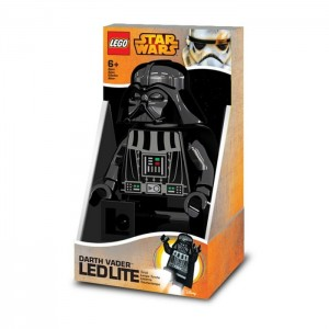 LEGO LGL-TO3BT Lampa Lord Vader z serii LEGO STAR WARS