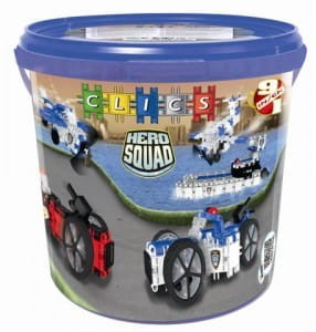 CLICS CD-003 Hero Squad Police drum