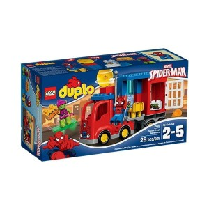 Klocki Lego 10608 Ciężarowka Spider Mana Z Serii Lego Duplo Klocki