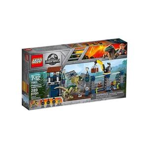 Klocki Lego 75931 Atak Dilofozaura Na Posterunek Z Serii Lego