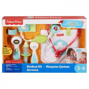 FISHER PRICE DVH14 Mały Doktor