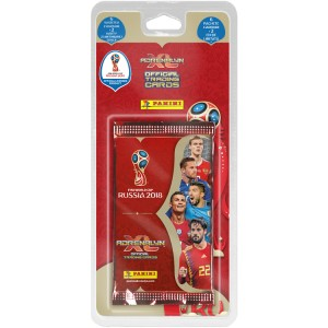 PANINI 8780 FIFA World Cup Russia 2018  XL blister
