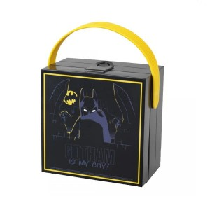 40511735 Lunch box BATMAN z rączką