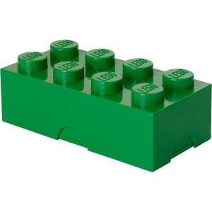 40231734 Lunch box LEGO 8 zielony