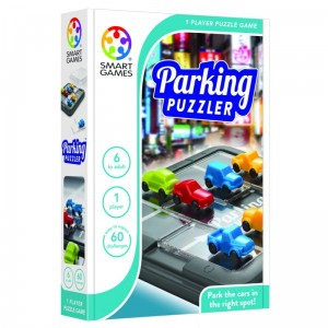 SMART GAMES 8549 Parking Puzzler