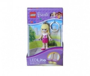 LEGO LGL-KE22S Brelok latarka FRIENDS STEPHANIE