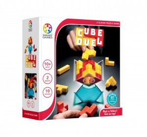SMART GAMES 3376 Cube Duel