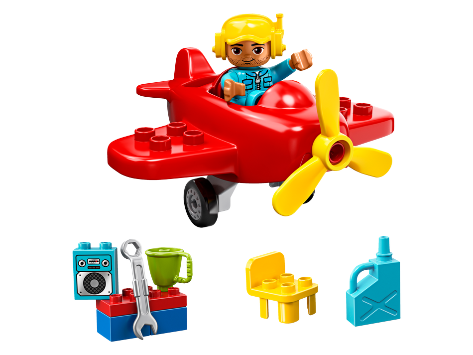 Klocki Lego 10908 Samolot Z Serii Lego Duplo Klockinetpl