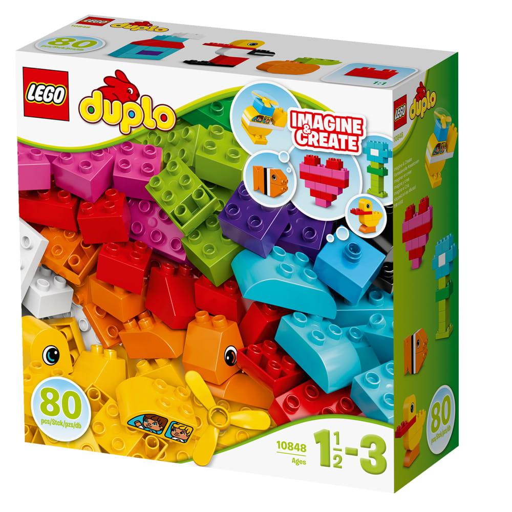 Klocki Lego 10848 Moje Pierwsze Klocki Z Serii Lego Duplo Klocki