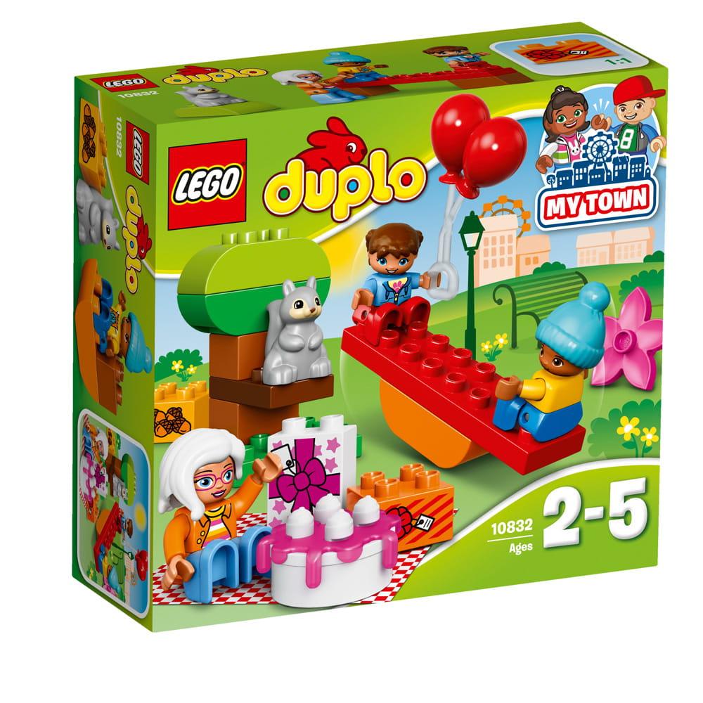 Klocki Lego 10832 Przyjęcie Urodzinowe Z Serii Lego Duplo Klocki